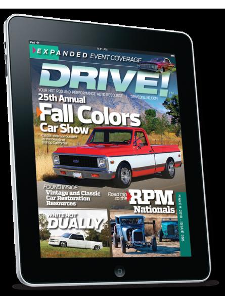 Drive Digital Subscription