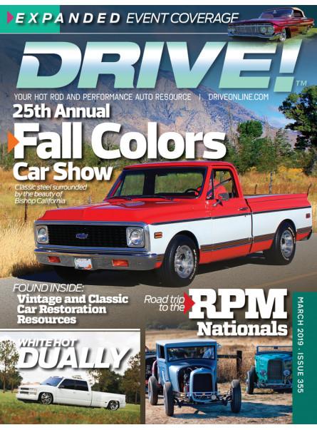 Drive Print Subscription