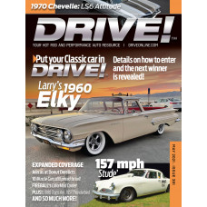 Drive May 2021