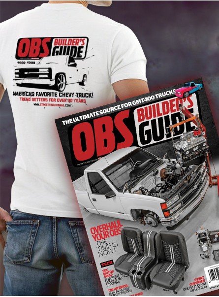OBS Builders Guide 2020 With T-Shirt