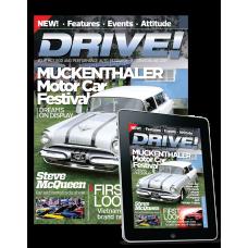 Drive Combo Magazine