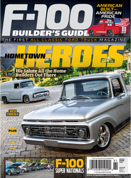 F100 Builder's Guide Print Subscription Offer
