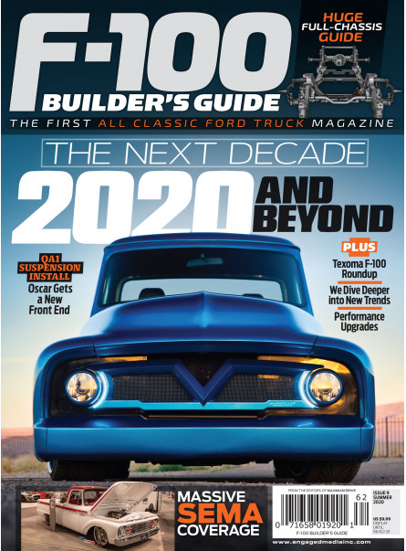 F100 Builder' Guide and C10 Builder's Guide Print Subscription Offer