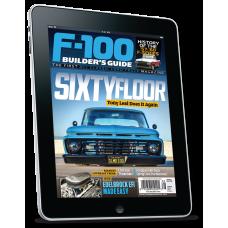 F100 Builder's Guide Digital Subscription