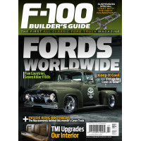 F100 Builder's Guide Print Subscription