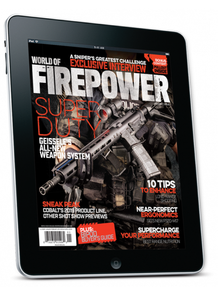 World of Firepower January/February 2019 Digital