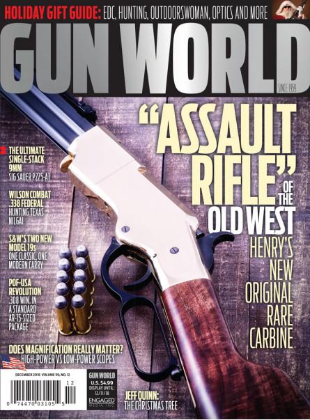 Gun World December 2018