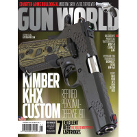 Gun World November 2018