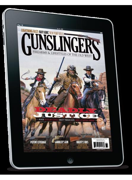 Gunslingers Fall 2016 Digital
