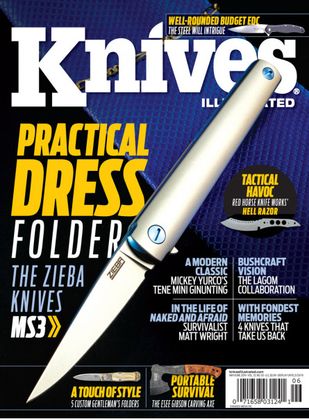 Knives print subscription offer