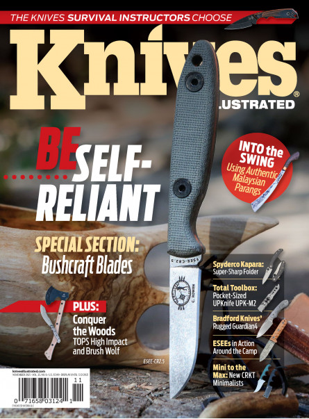 Knives Illustrated Print Subscription Offer