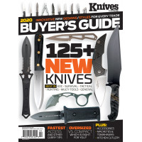 Knives Buyer's Guide Jan/Feb 2020