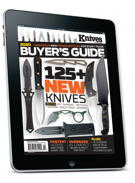 Knives Buyer's Guide Jan/Feb 2020 Digital