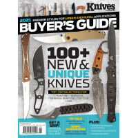 Knives Buyer's Guide Jan/Feb 2021