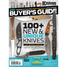 Knives Buyer's Guide Jan/Feb 2021