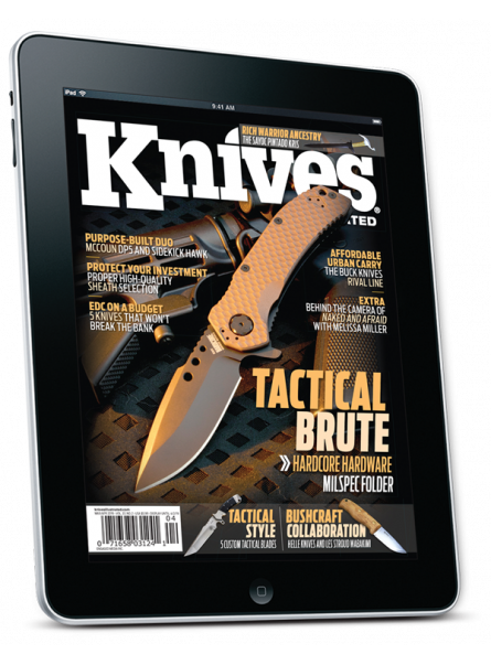 Knives Illustrated Digital Subscription
