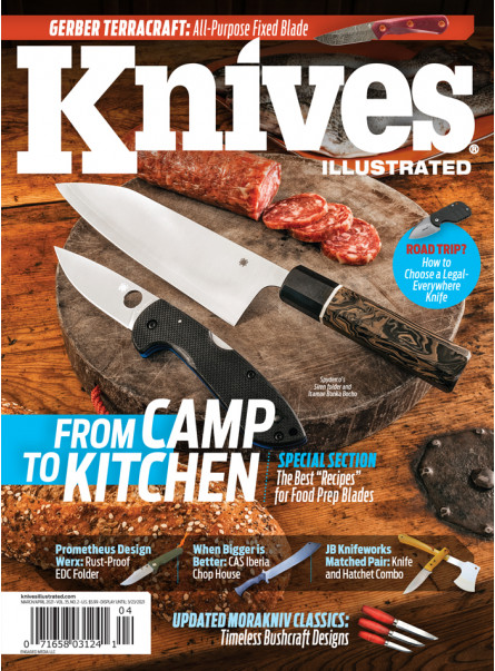 Knives Mar/Apr 2021