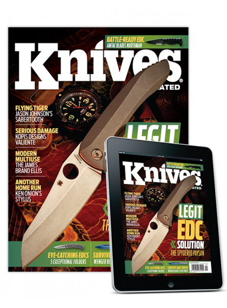 Knives Illustrated Combo Subscription