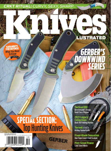 Knives Sep/Oct 2021