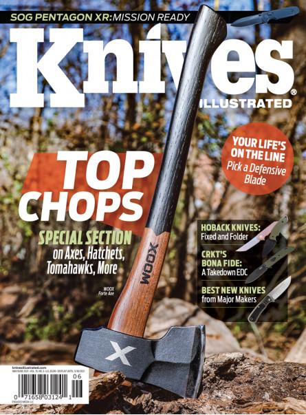 Knives May/June 2021