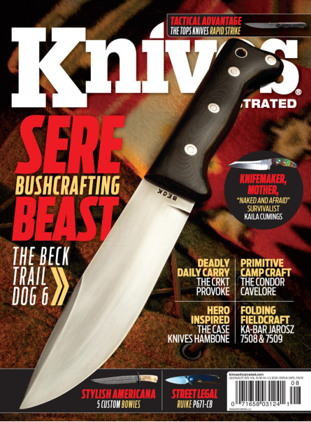 Knives July/August 2019