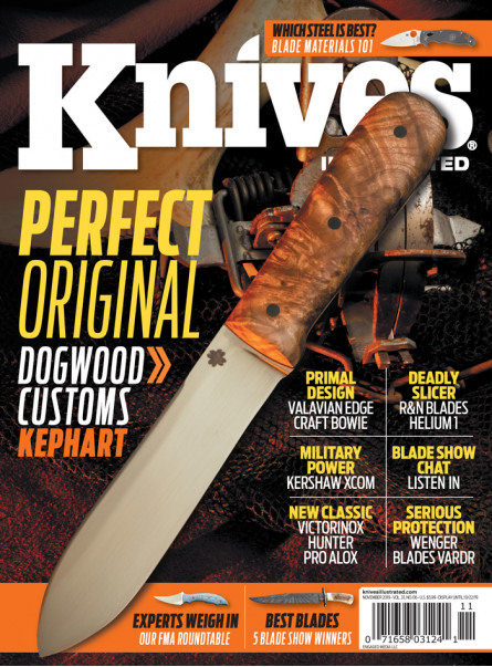 Knives Illustrated Subscription