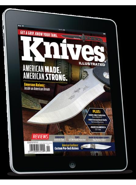 Knives Illustrated Digital Subscription Offer