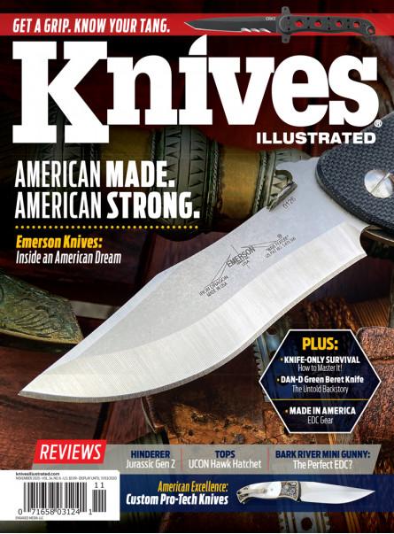 Knives Nov 2020