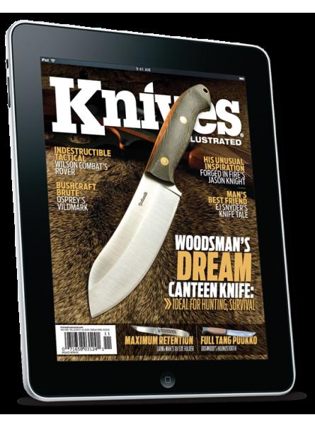Knives Illustrated Digital