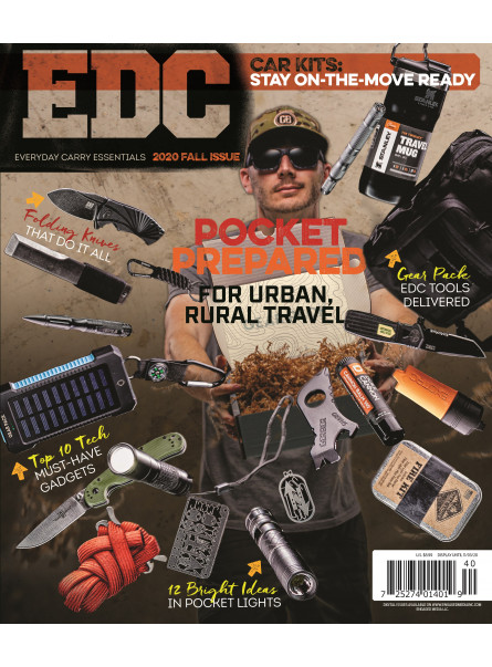 EDC Buyers Guide Fall 2020