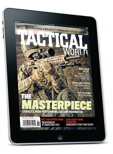 Tactical World Winter 2018 Digital