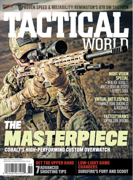 Tactical World Winter 2018