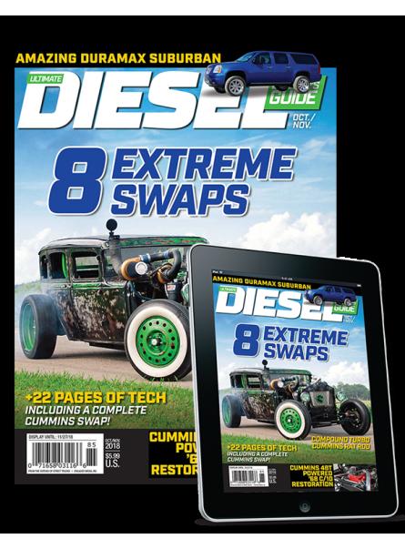 Ultimate Diesel Builders Guide Combo