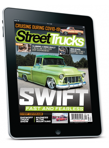 Street Trucks Digital Subscription with two years of free digital back issues