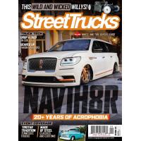Street Trucks September 2021