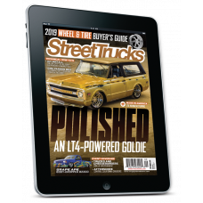 Street Trucks Digital Subscription