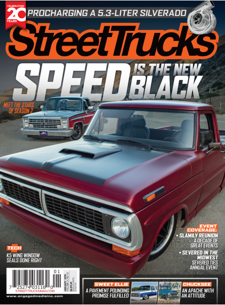 Street Trucks January 2019