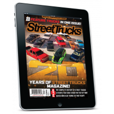 Street Trucks 20th Anniversary 2019 Digital