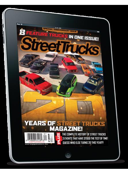 Street Trucks 20th Anniversary 2019 Digital