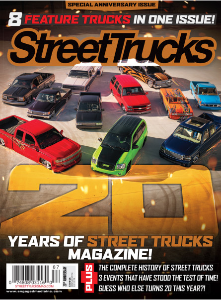 Street Trucks 20th Anniversary 2019