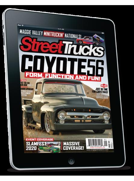 Street Trucks January 2021 Digital