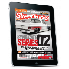 Street Truck and F100 Digital Subscription offer