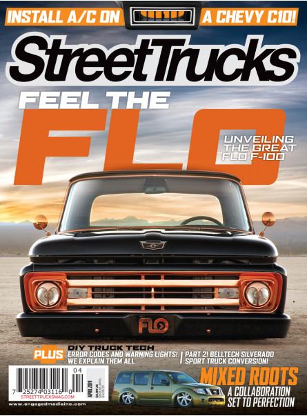 Street Trucks April 2019