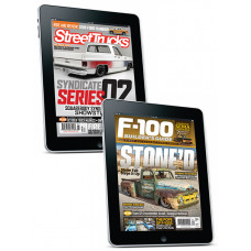 Street Truck and F100 print subscription offer