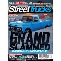Street Trucks March 2021