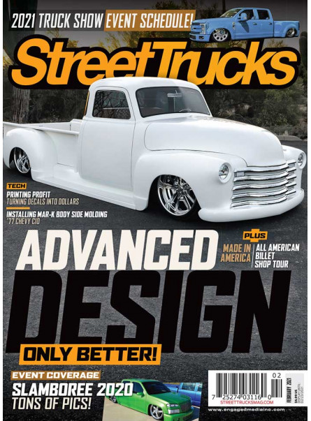 Street Trucks Print Subscription Offer