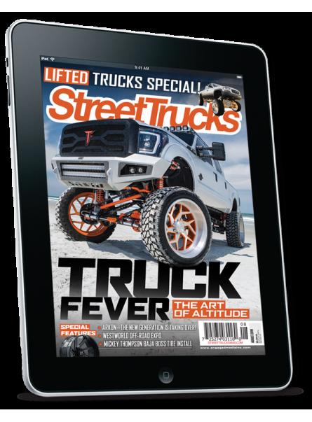 Street Trucks August 2019 Digital