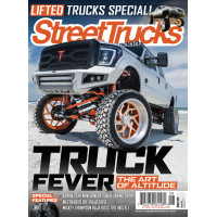 Street Trucks August 2019