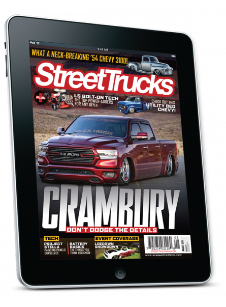 Street Trucks August 2020 Digital