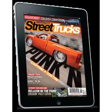 Street Trucks Digital Subscription